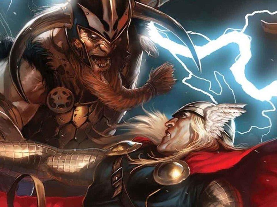 Thor se vio obligado a matar a su propio abuelo