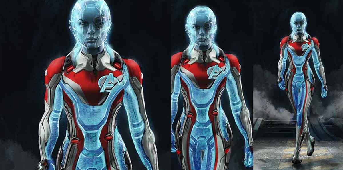 Marvel revela diseños alternativos de los trajes para viajes temporales