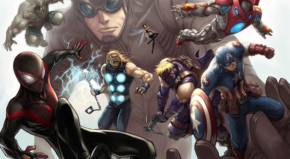 Universo Ultimate de marvel