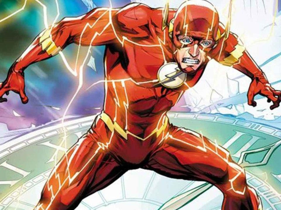 El mayor enemigo de Flash aprende la verdad sobre Barry Allen