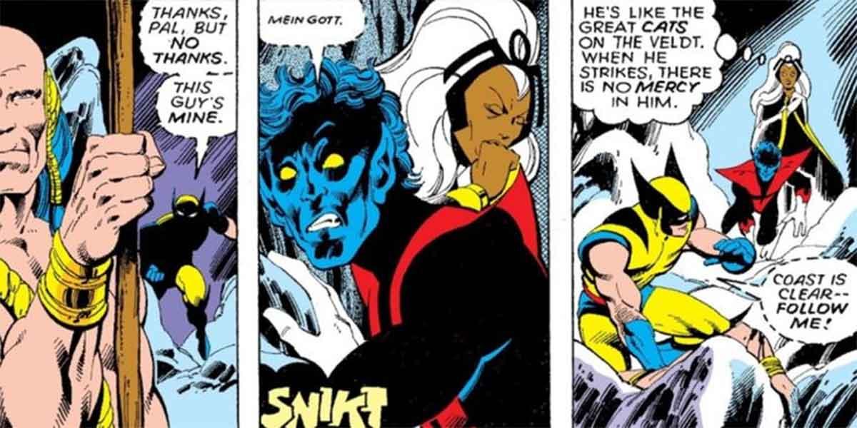 Wolverine y su naturaleza violenta dividió a los creadores de Marvel