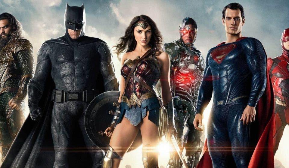 Zack Snyder reveló el primer cambio que veremos en el Snyder Cut de Liga de la justicia