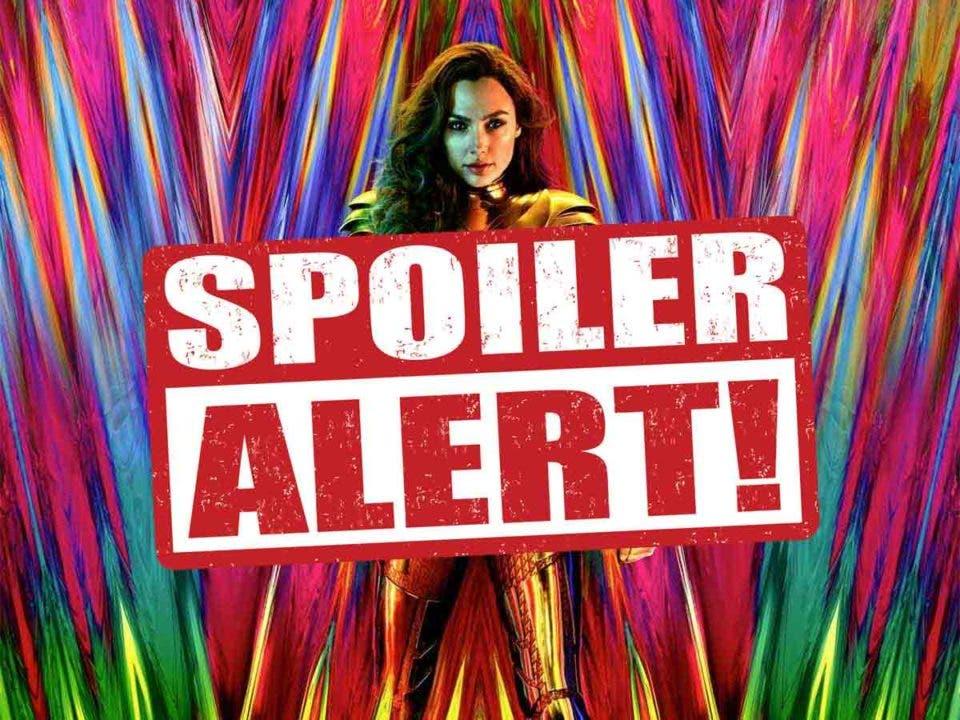 5 grandes SPOILERS de Wonder Woman 1984