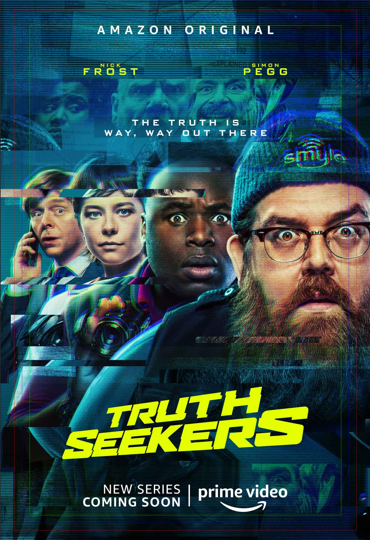 Amazon Prime Video Truth Seekers