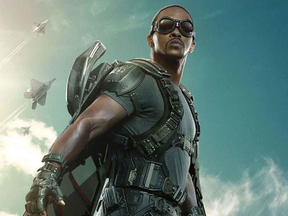 "Anthony Mackie explica su ""epic fail"" rodando Capitán América: Civil War (2016)"