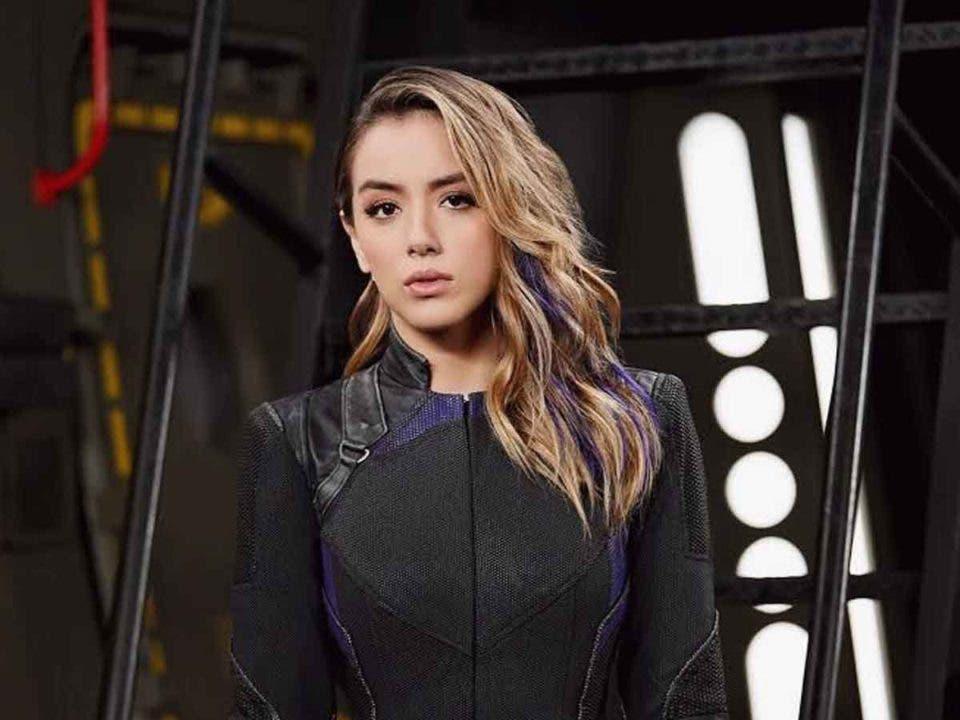 Chloe Bennet de Agentes de SHIELD quiere estar en las películas de Marvel