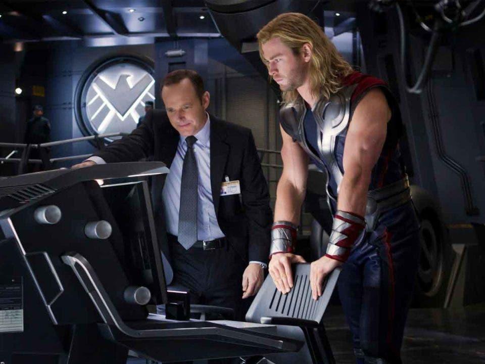 Clark Gregg explica como debería Coulson reunirse con Los Vengadores
