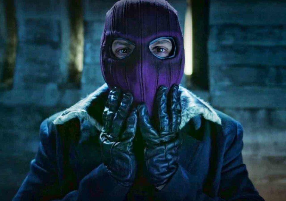 Daniel Bruhl habla de la máscara de Zemo