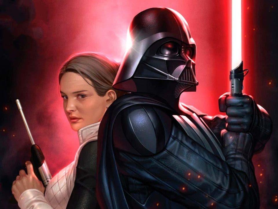 Padmé inspiró una orden secreta en Star Wars