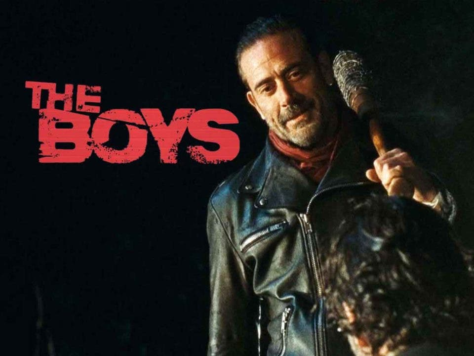 Jeffrey Dean Morgan estará en The Boys en temporada 3