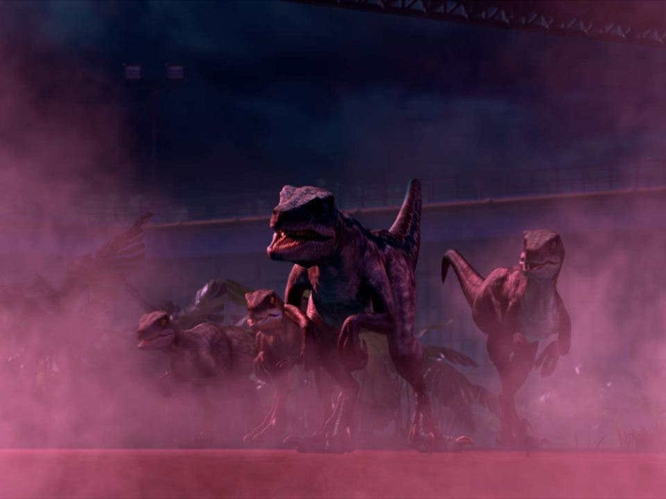 Jurassic World Camp Cretaceous season 1