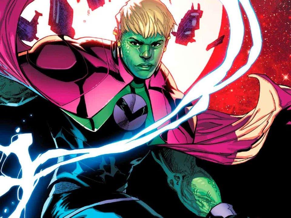Lords of Empyre: Emperor Hulkling # 1. El nuevo evento EMPYRE de Marvel es una ópera espacial gay