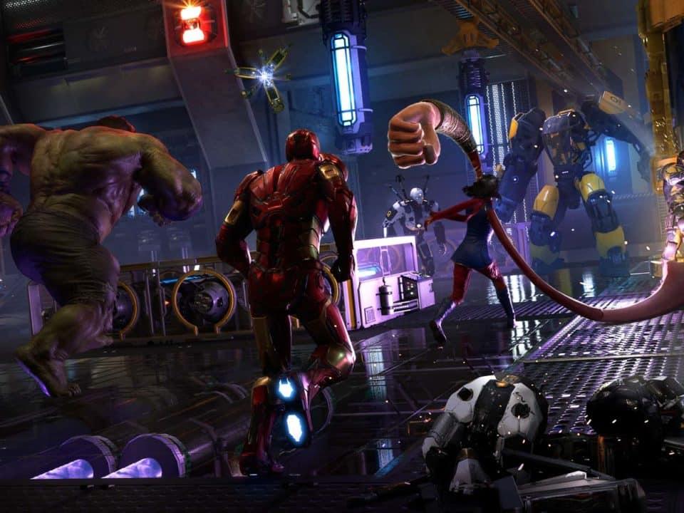 La segunda war table de Marvel's Avengers llega cargada de novedades