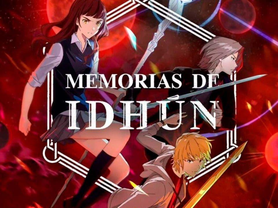 MEMORIAS DE IDHÚN: Primeras imágenes de los personajes