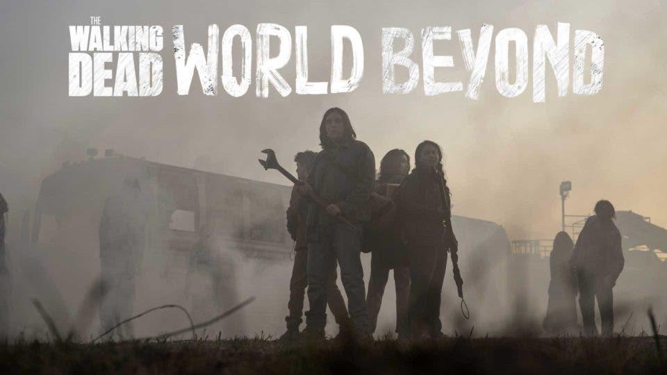 La nueva serie The Walking Dead: World Beyond se estrena el próximo 5 de octubre, a las 22:10 en AMC en España
