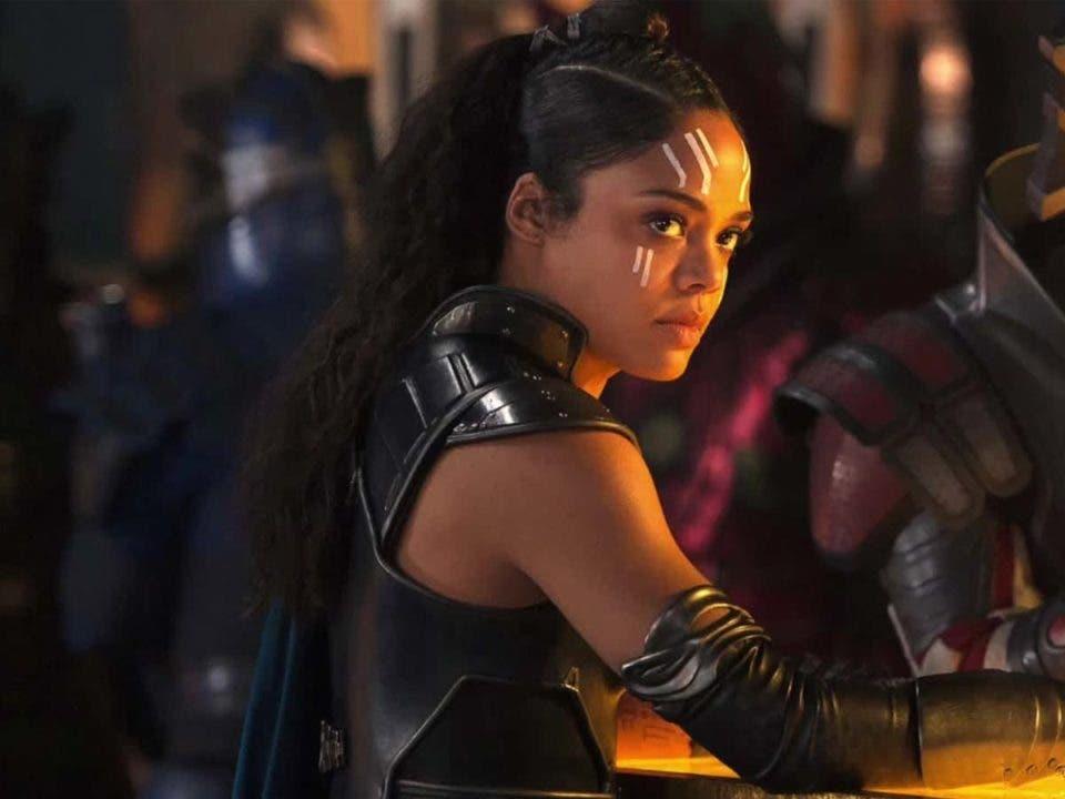 Tessa Thompson asegura que la Fase 4 de Marvel será más diversa