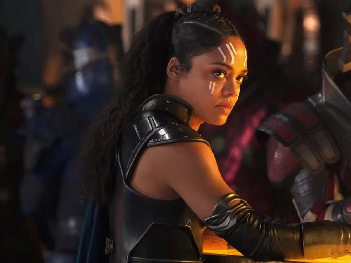 Tessa Thompson asegura que la Fase 4 de Marvel Studios