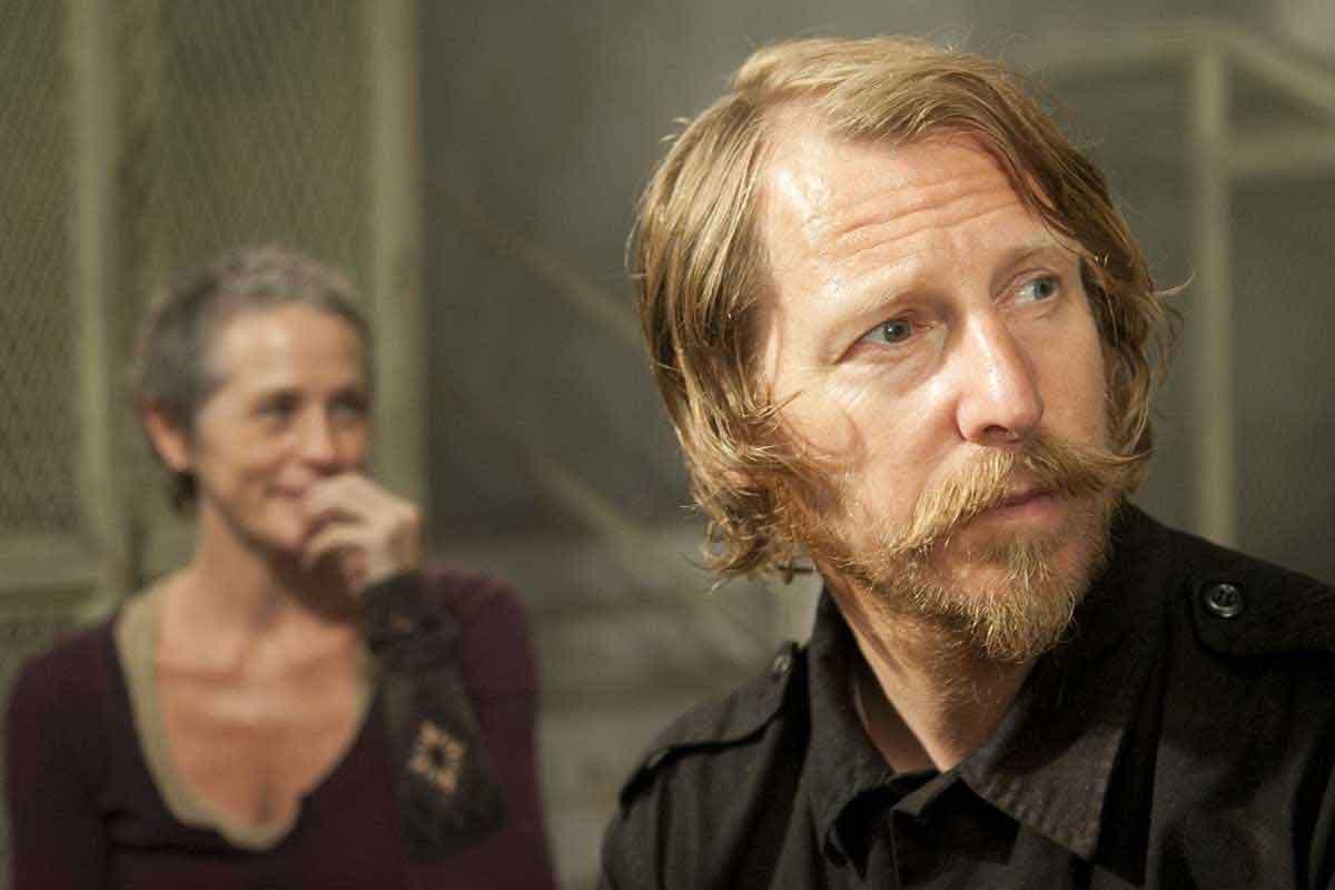 The Walking Dead: Andrew Lincoln (Rick) intentó salvar un personaje de la muerte