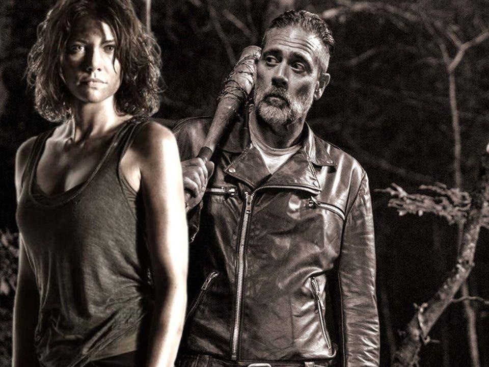 The Walking dead 11: Jeffrey Dean Morgan habla la relación de Negan con Maggie y su hijo