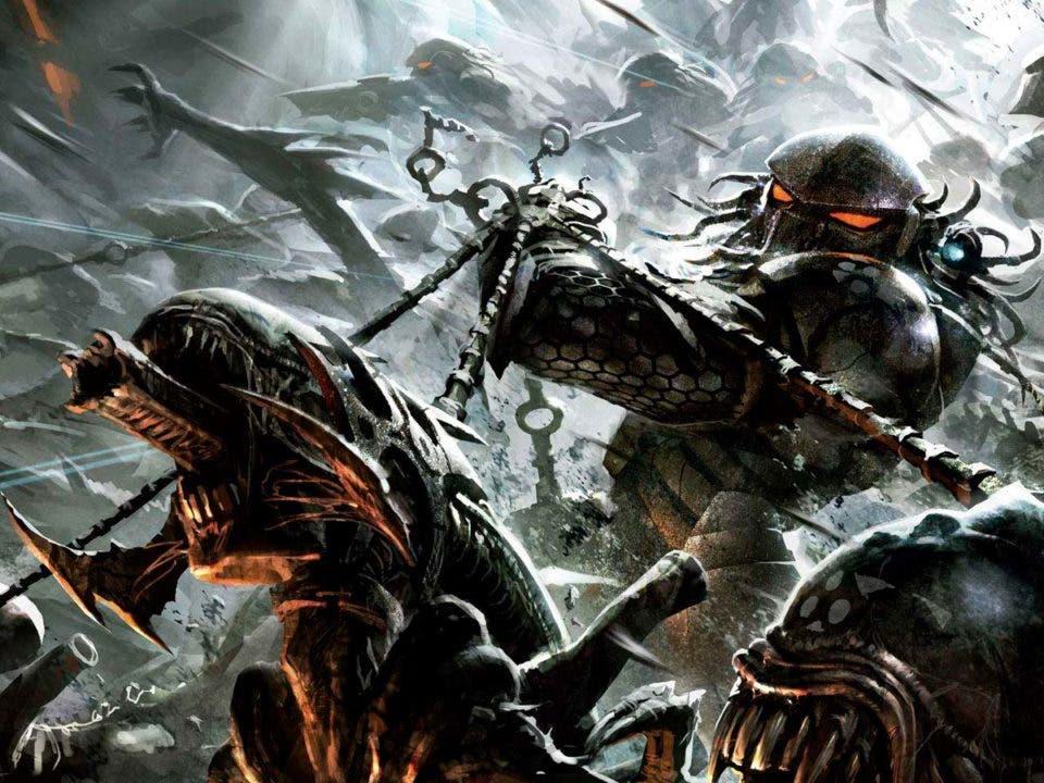 Aliens versus Depredador: La saga original 03