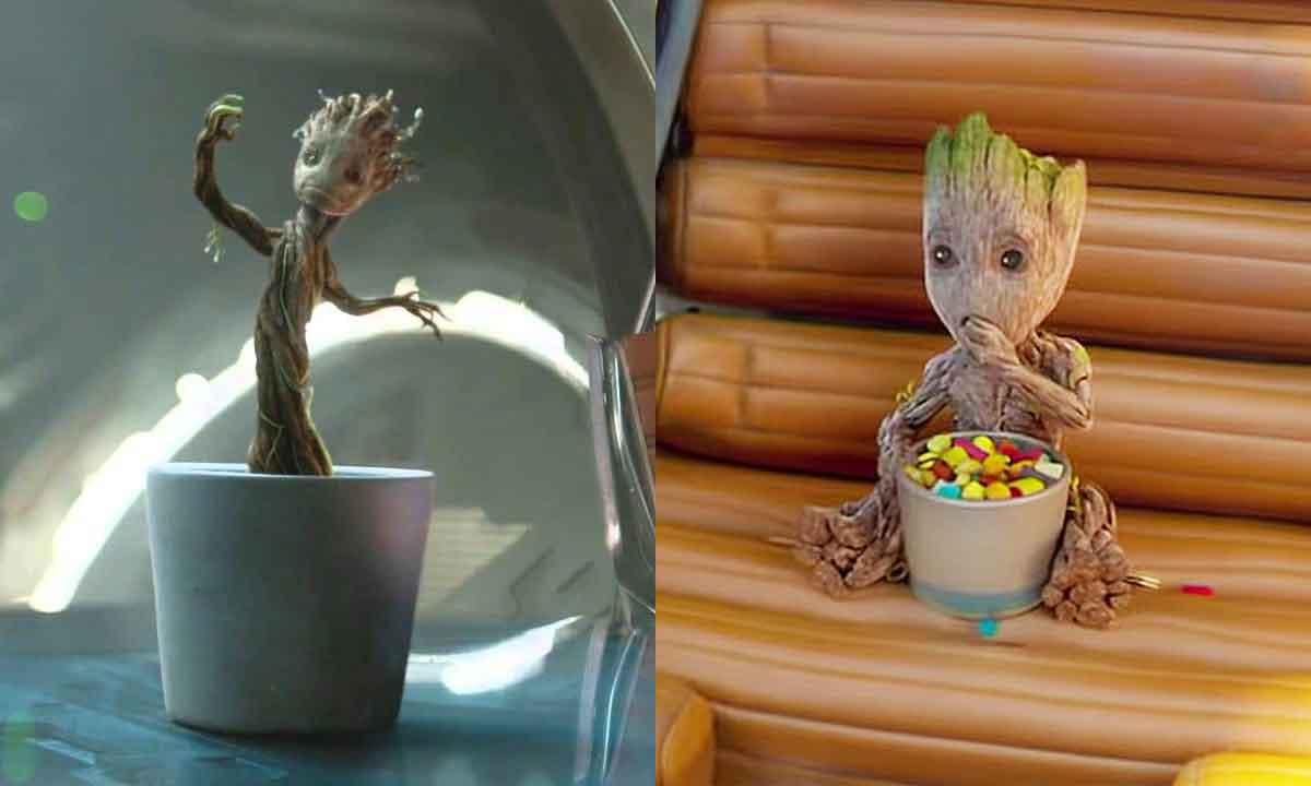 James Gunn confirma una adorable teoría sobre Baby Groot