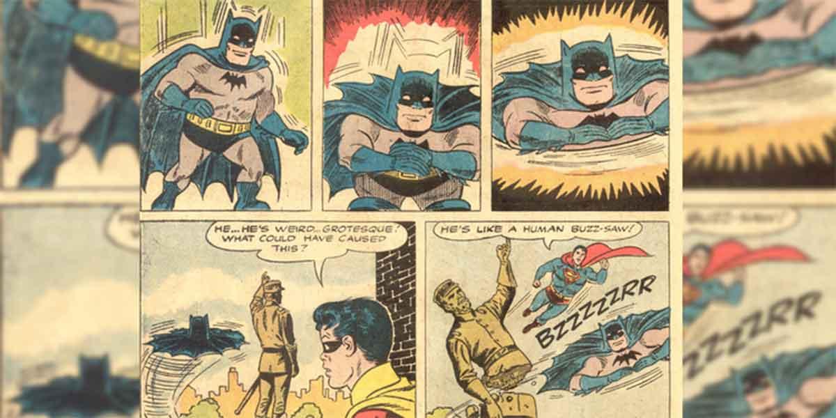 Cuando Batman se transformó en un arma peligrosa, Superman tuvo que salvarlo