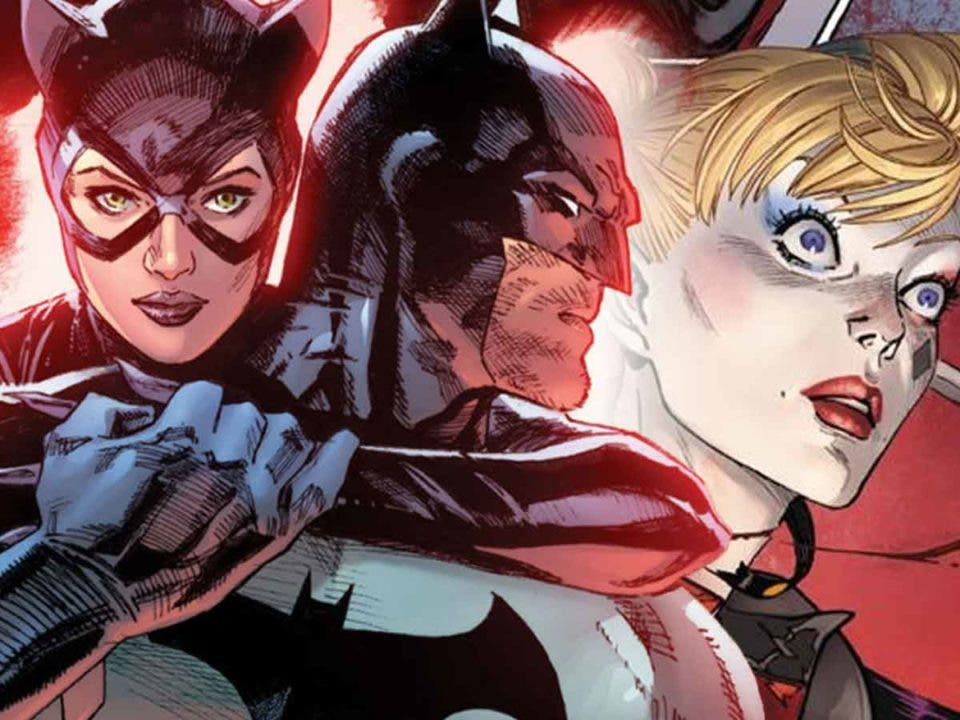 Batman se enfrenta a la muerte Catwoman y Harley Quinn