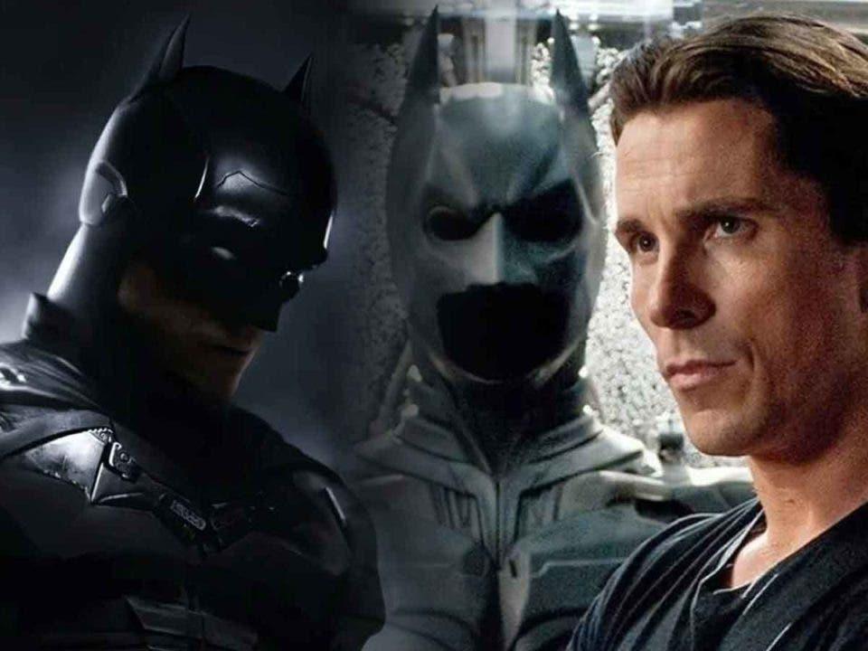 The Batman no intenta competir con la trilogía del Caballero Oscuro