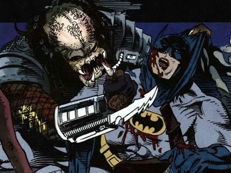 Batman vs Predator: ¿Puede Marvel superar el épico crossover?