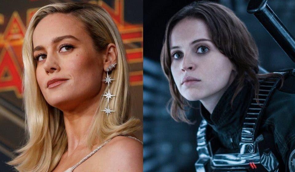 Brie Larson confesó que audicionó para Rogue One