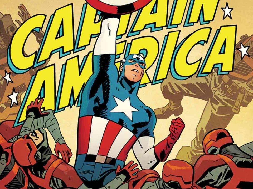 Capitán América tiene su propia ciudad