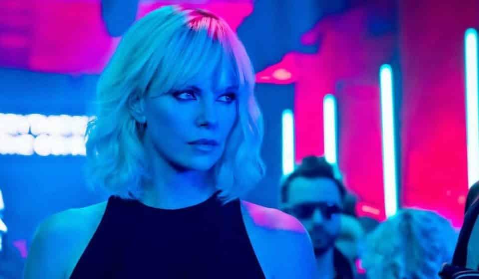 Charlize Theron quiere un crossover de Atómica y John Wick