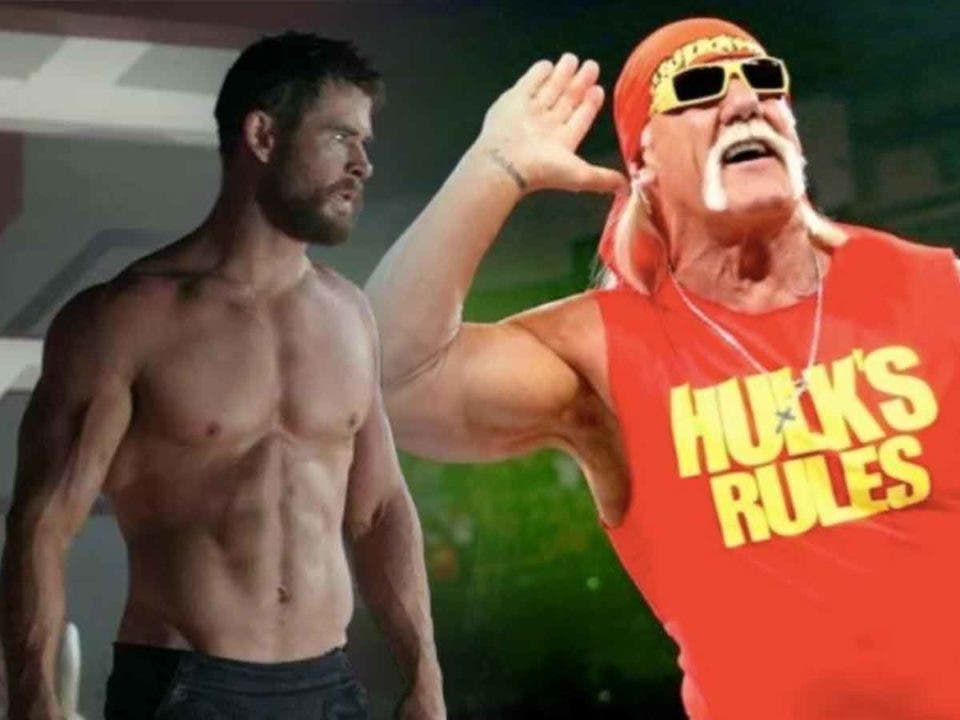 Espectacular Fan Art de Chris Hemsworth como Hulk Hogan