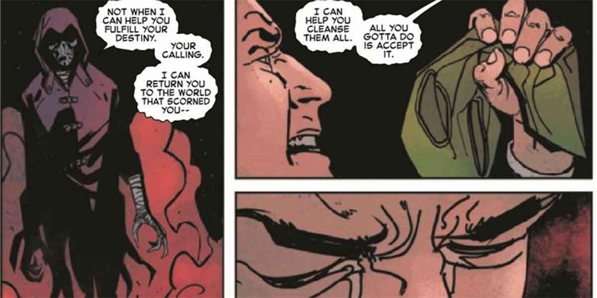 Marvel revela el verdadero origen del Comepecados de Spider-Man