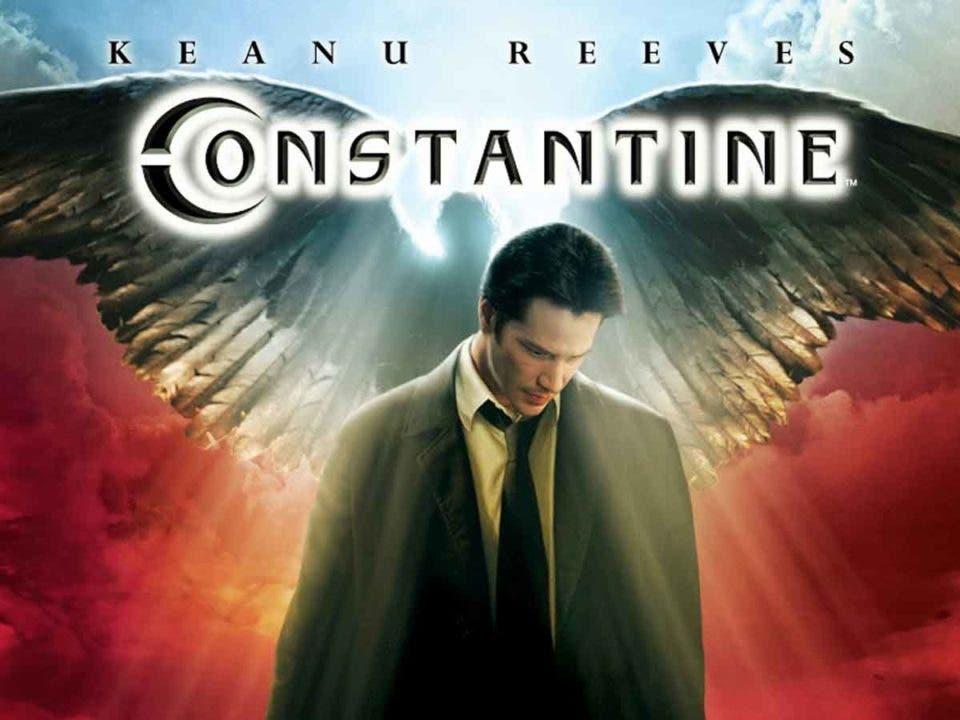 Los planes de la secuela de Constantine (2005) con Keanu Reeves