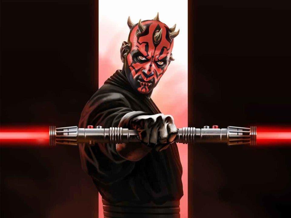 Darth Maul aparecerá en varias series de Star Wars