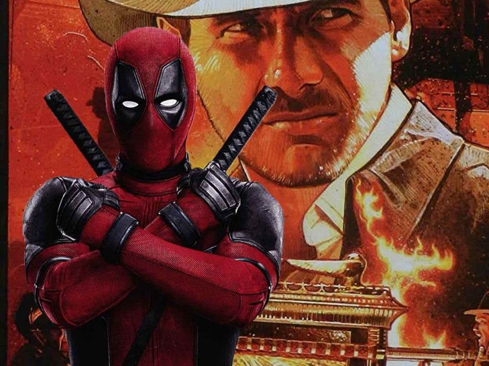 Ryan Reynolds revela el homenaje de Deadpool 2 a Indiana Jones