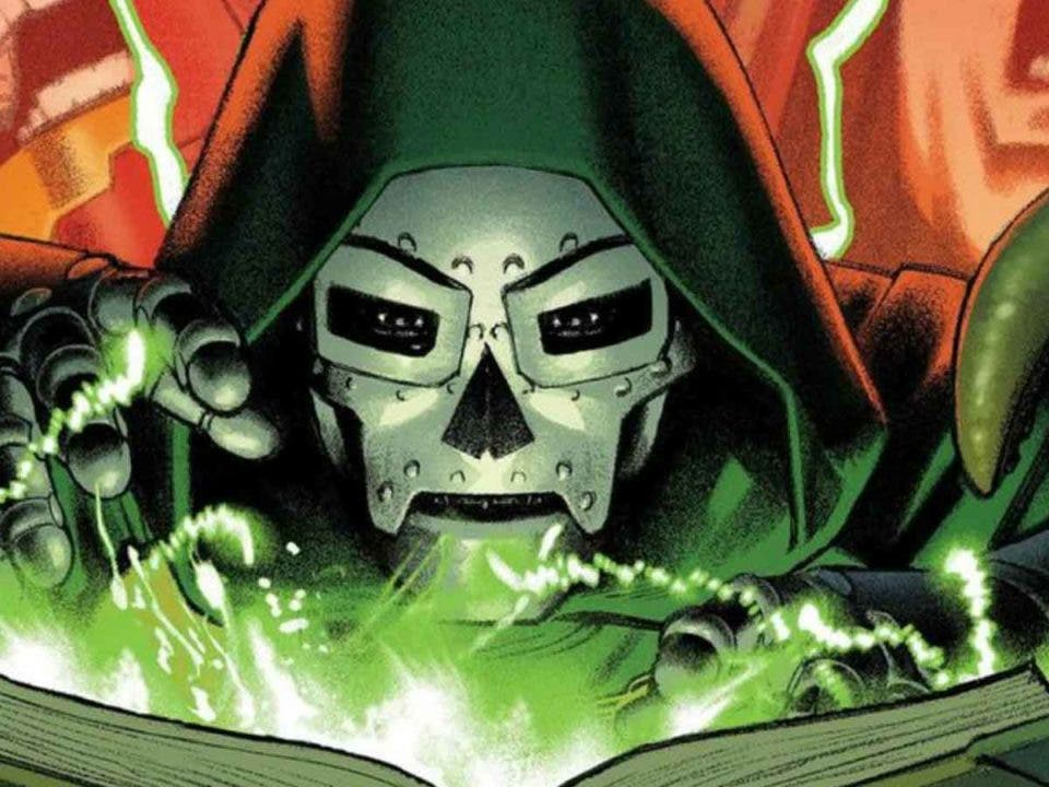 Doctor Doom invadió el Universo DC Comics
