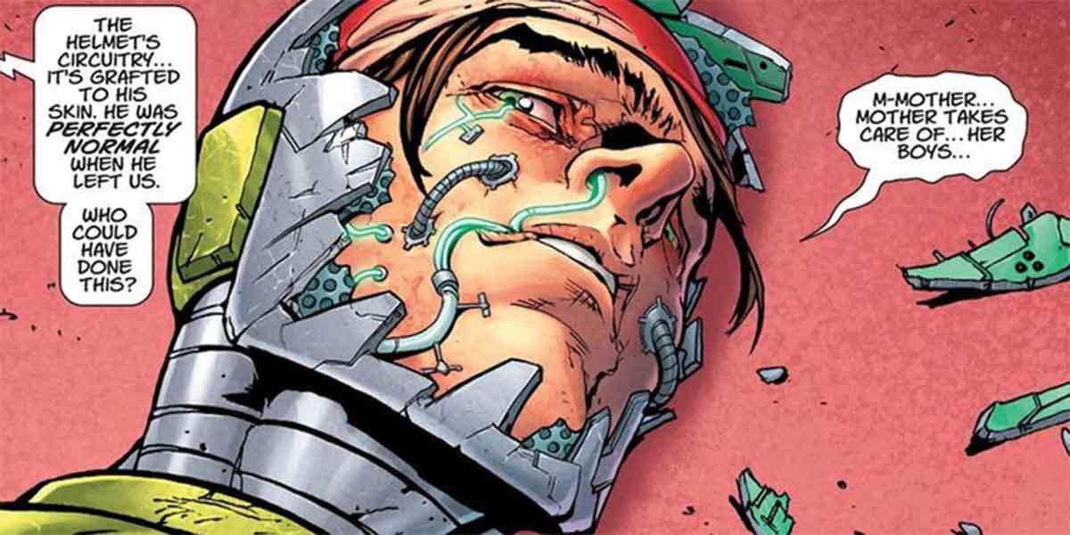 Doctor Doom invadió el Universo DC Comics