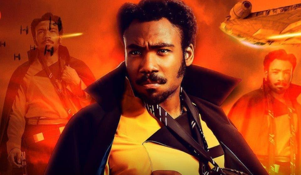 Donald Glover podría protagonizar la serie de Lando Calrissian