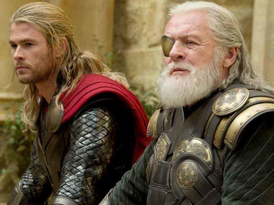 ¿Cuántos años tenía Odin en Thor: Ragnarok?