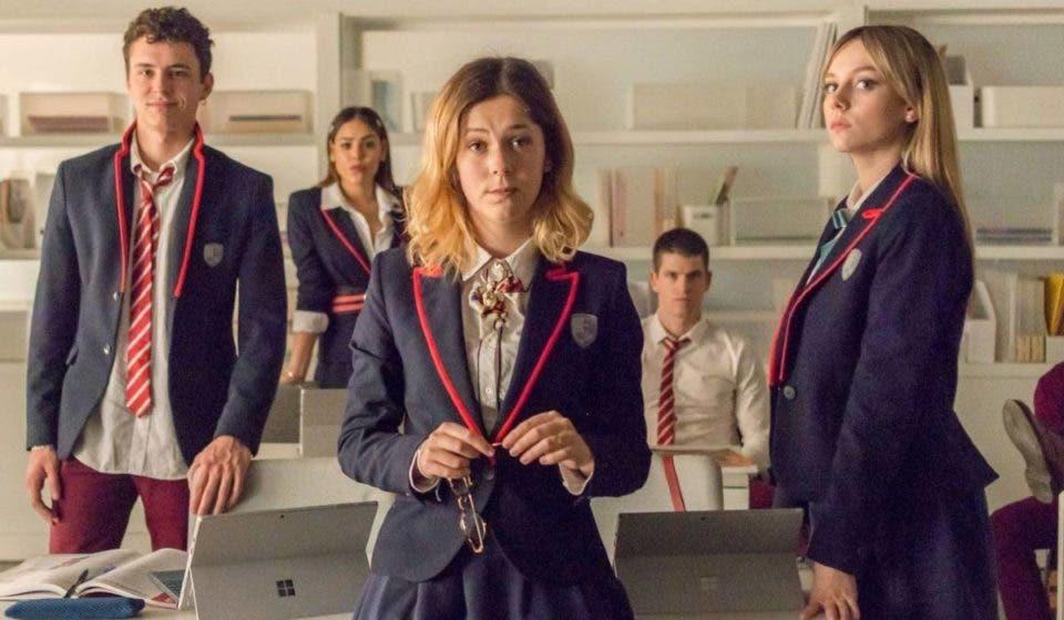 Élite: Netflix confirmó a los nuevos actores de la cuarta temporada