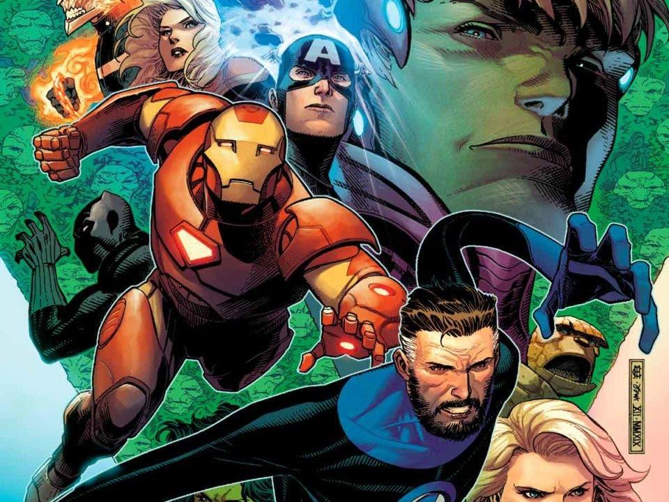 Lo que debes saber y recordar antes de la publicación en España de Empyre de Marvel comics, para no perdernos todos los detalles del evento