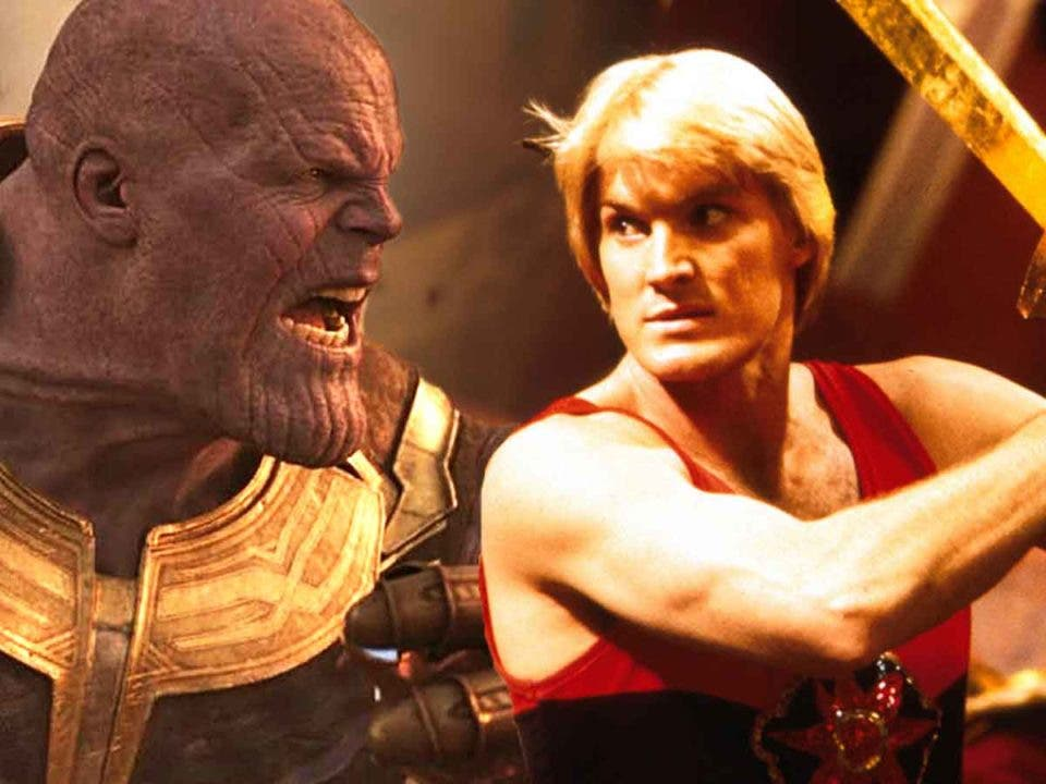 Revelan las influencias de Flah Gordon en la película Vengadores: Infinity War