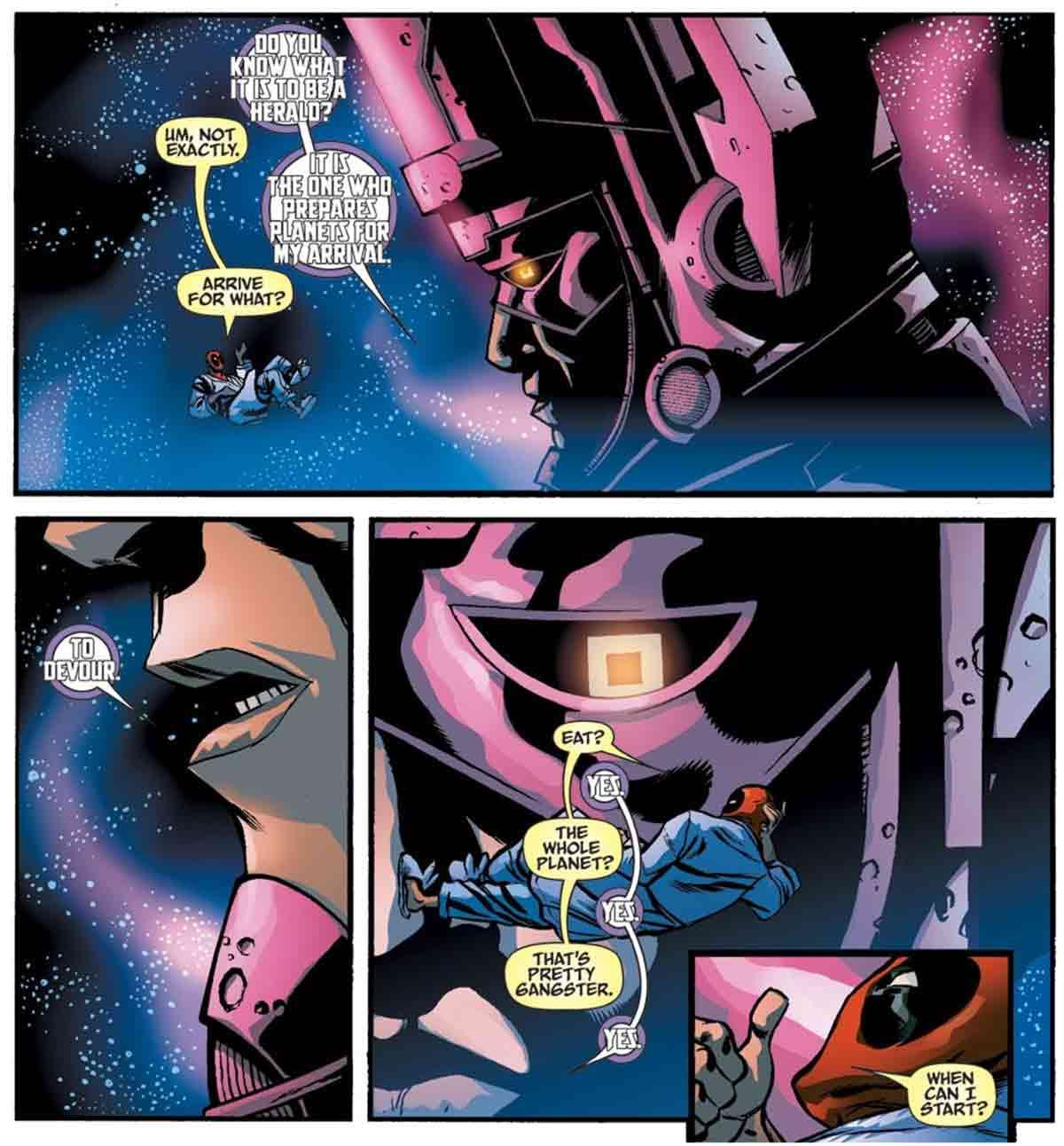 Deadpool se enfrentará a un villano muy poderoso en las películas de Marvel