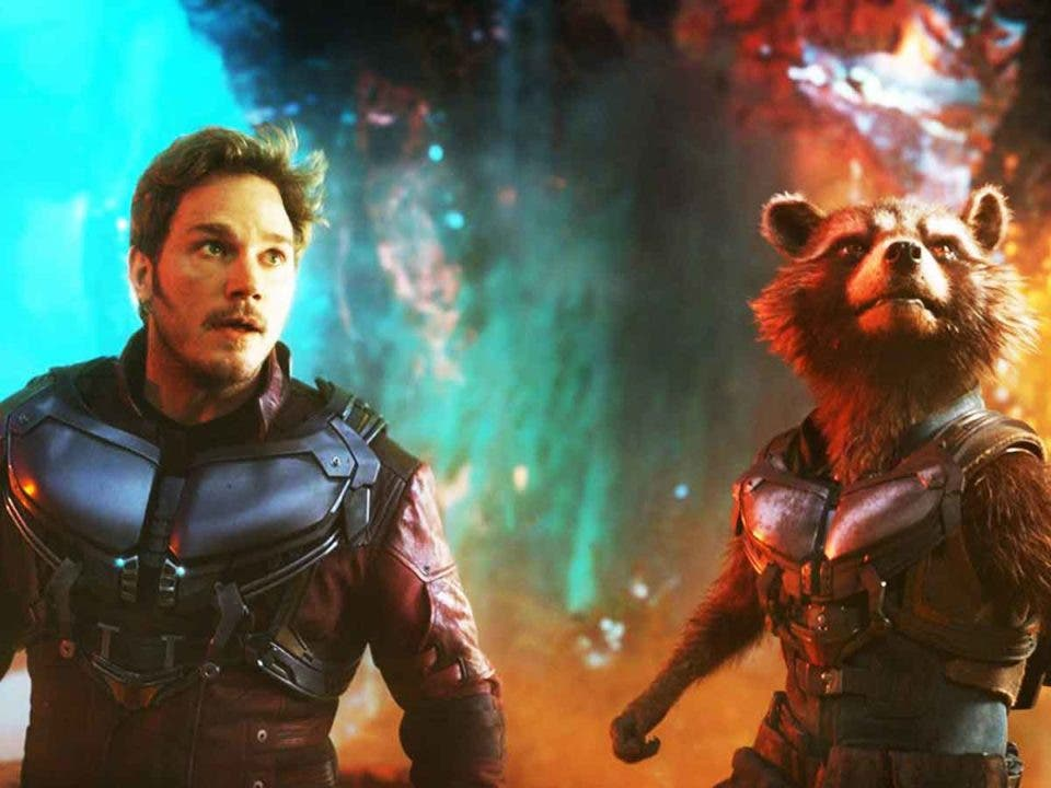 Rocket anticipó en Guardianes de la Galaxia el peor error de Star Lord