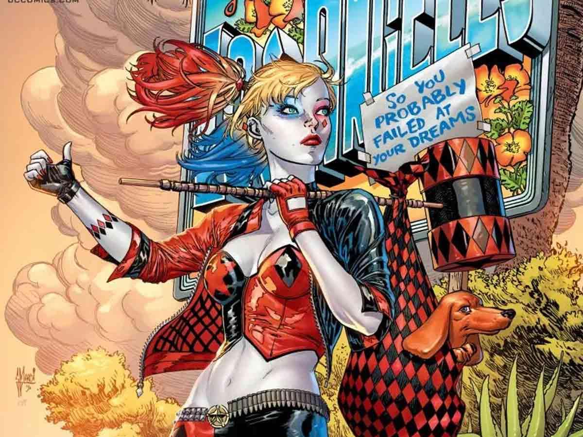 Así es como Harley Quinn salvó el mundo