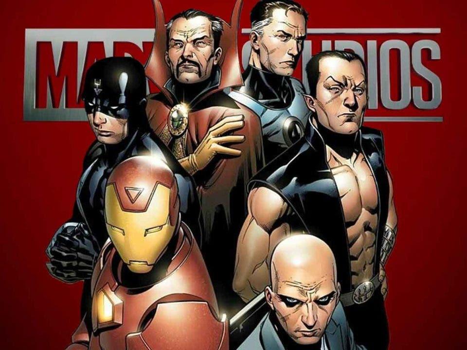 Marvel hará la película de los Illuminati