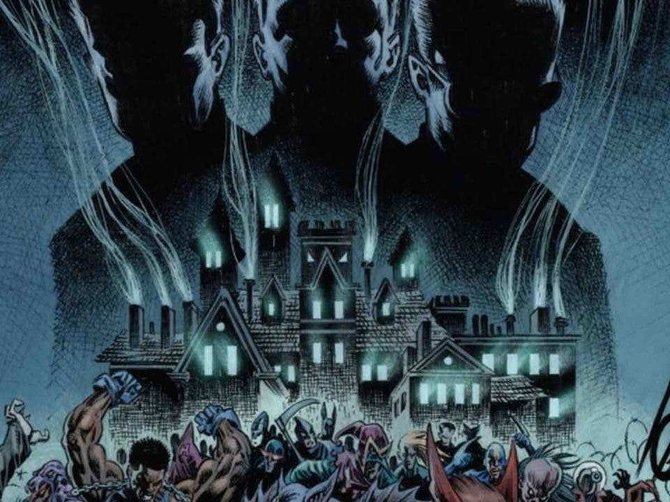 Marvel revela a los Illuminati oscuros