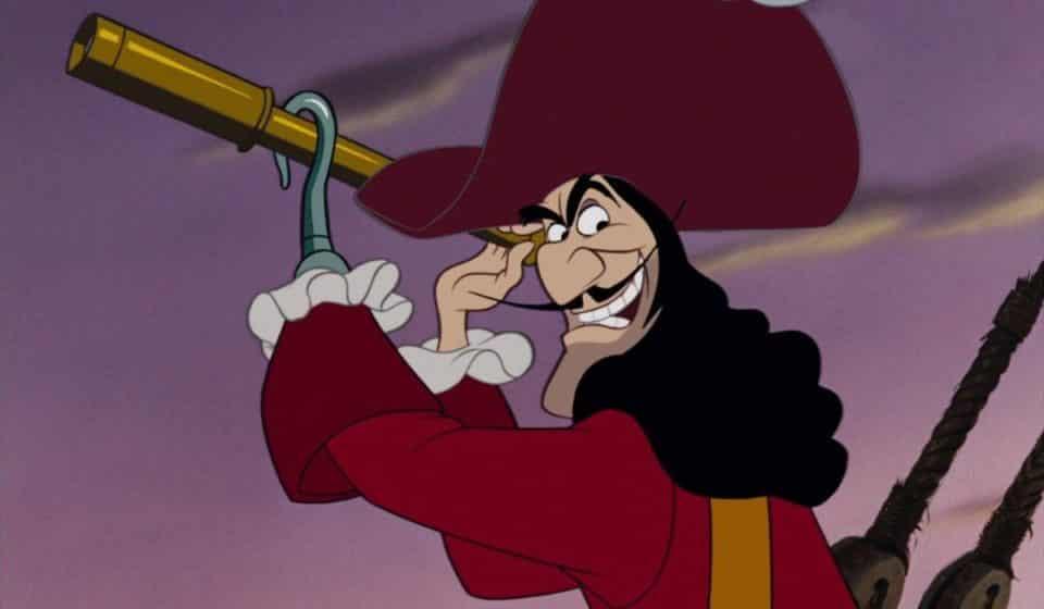 Famoso actor podría ser el Capitán Garfio el live-action de Peter Pan